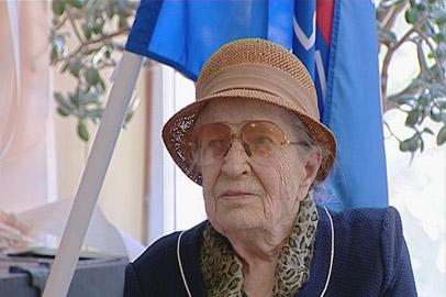 Сегодня 90 лет почетной жительнице Благовещенска Марии Гапоненко