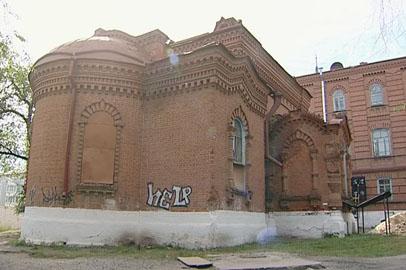 15 миллионов рублей потратят на восстановление храма в Благовещенске