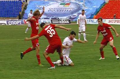 Благовещенские футболисты завтра сразятся с хабаровскими «армейцами»