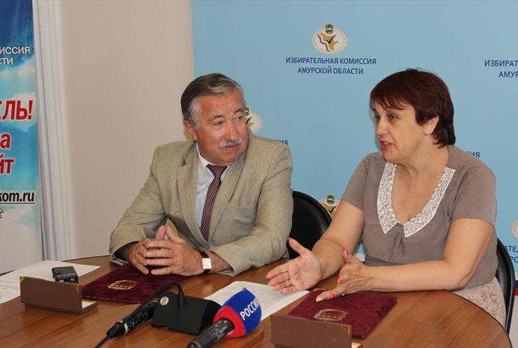 Амуризбирком и областная библиотека подписали соглашение о сотрудничестве