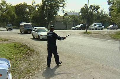 Более тысячи пьяных водителей задержаны в Благовещенске с начала года