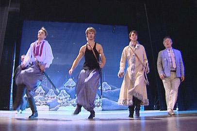Амурские актеры едут покорять сахалинского зрителя