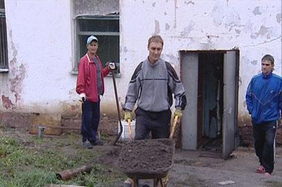 В Приамурье бывший наркоман содержит реабилитационный центр