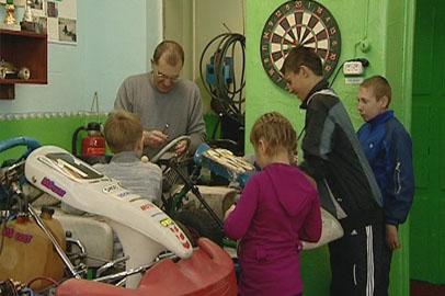 Школьники из Поздеевки поучаствуют в областных соревнованиях по картингу