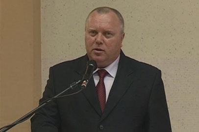 Новый мэр Тынды Евгений Черенков вступил в должность