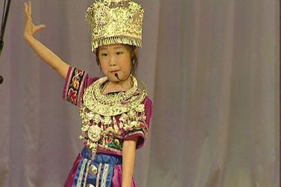 В Благовещенске выступили детские коллективы и исполнители из Хэйхэ