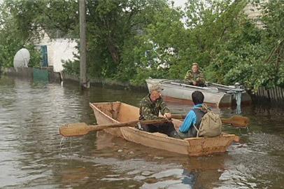 Большинство жителей Мазаново эвакуированы в Новокиевский Увал