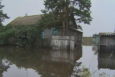 В Приамурье подтоплены более тысячи домов