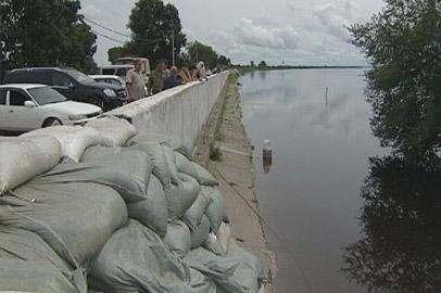 Константиновский район готовится ко второй волне паводка
