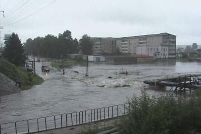 Вода пришла в амурские города – Шимановск, Белогорск, Свободный