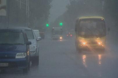 Приамурье продолжают заливать дожди