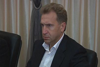 Члены правительственной комиссии облетели подтопленные районы Приамурья