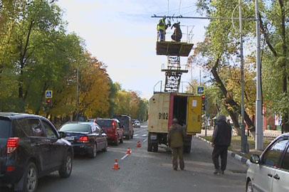 По улице Ленина в Благовещенске с октября начнет ходить троллейбус