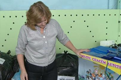 Гуманитарный груз из Ямало-Ненецкого автономного округа доставили в Благовещенск