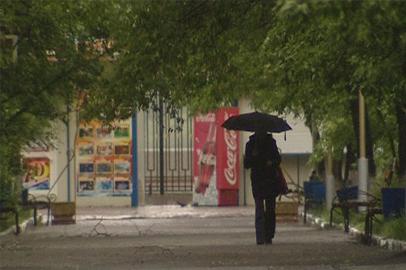 Дожди будут идти в Приамурье до середины недели