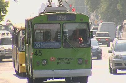 Троллейбусное депо Благовещенска отмечает 35-летие
