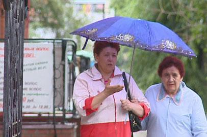 Управление МЧС распространило штормовое предупреждение
