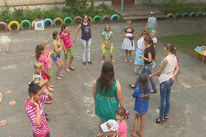 Популярный в поселке Прогресс лагерь «Одуванчик» переехал в новое здание