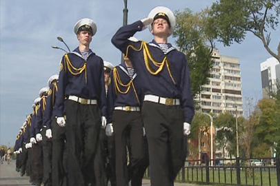 Амурский филиал Морского университета пополнился 150 курсантами