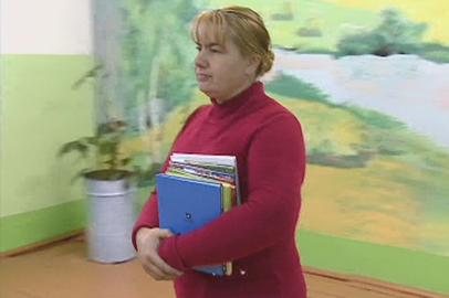 Украинская беженка преподает физику в сельской школе Приамурья