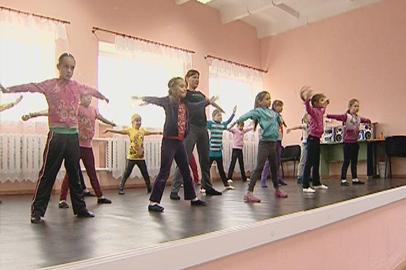 Зал хореографии и бильярдная комната заработают в обновленном клубе Березовки