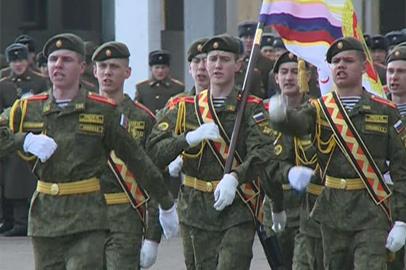 Благовещенские кадеты отправятся на всероссийский смотр в Москву