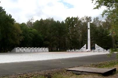 К юбилею района в Тамбовке реконструировали площадь Победы