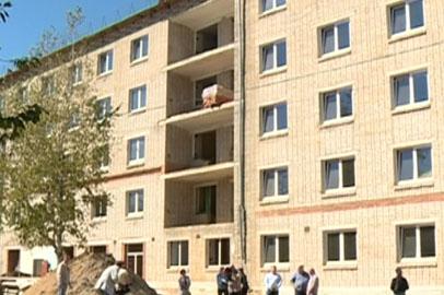 Бывшее здание техникума в Прогрессе переоборудуют в жилой дом