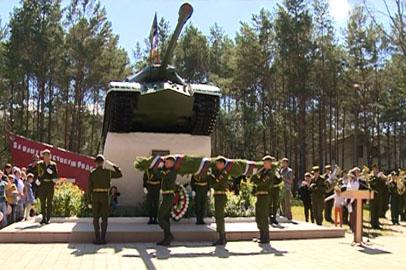 День танкиста отметили выпускники и бывшие преподаватели БВТККУ