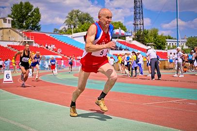 Амурчане показали хорошие результаты на Спартакиаде пенсионеров России