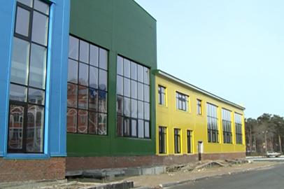 Власти Белогорска планируют продать часть помещений строящегося ФОКа
