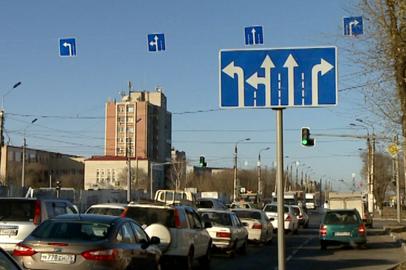 Обновленный перекресток Калинина-Тенистая заработает в феврале