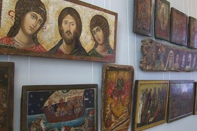 Выставка иконописца Александра Гассана открывается в областном краеведческом музее
