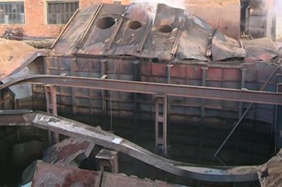 Подробности взрыва на мазутохранилище в Белогорске
