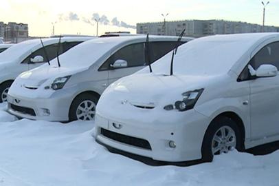 В Приамурье упали продажи легковых автомобилей