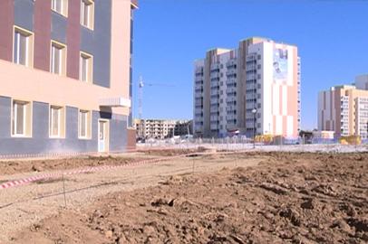 В 2017 году в Циолковском должны построить около 1300 квартир