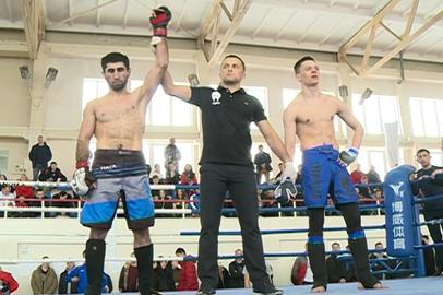 Амурские бойцы смешанного стиля отобрались для участия в чемпионате округа
