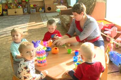 В детском саду Ушумуна организовали места для ребят не из семей железнодорожников