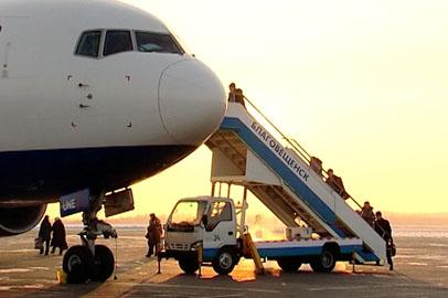 В Приамурье приостановили продажу льготных авиабилетов до Москвы