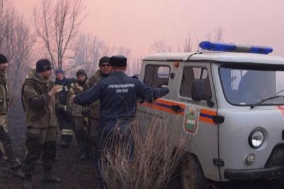 Особый противопожарный режим будет действовать в Благовещенске c 1 апреля