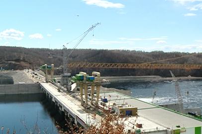 Юрий Трутнев отметил высокие темпы строительства Нижне-Бурейской ГЭС