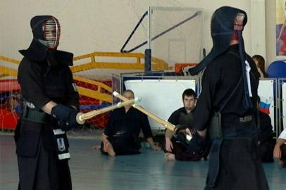 Окружные соревнования по кэндо объединили в Благовещенске более 50 спортсменов