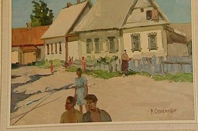В Благовещенске откроется выставка памяти художника Василия Семенихина