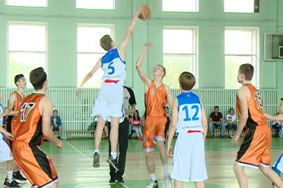 В Приамурье завершилось юношеское первенство по баскетболу