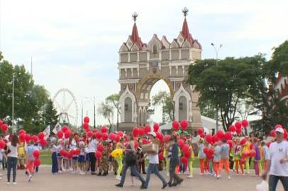 В Благовещенске начинаются торжества в честь Дня города