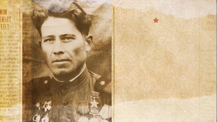 «Спасибо за мир!»: Брынь Василий Мартынович 1910 г.р., старшина