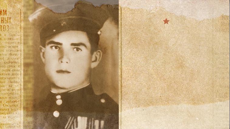 «Спасибо за мир!»: Фролов Фёдор Игнатьевич 1925 г. р., красноармеец