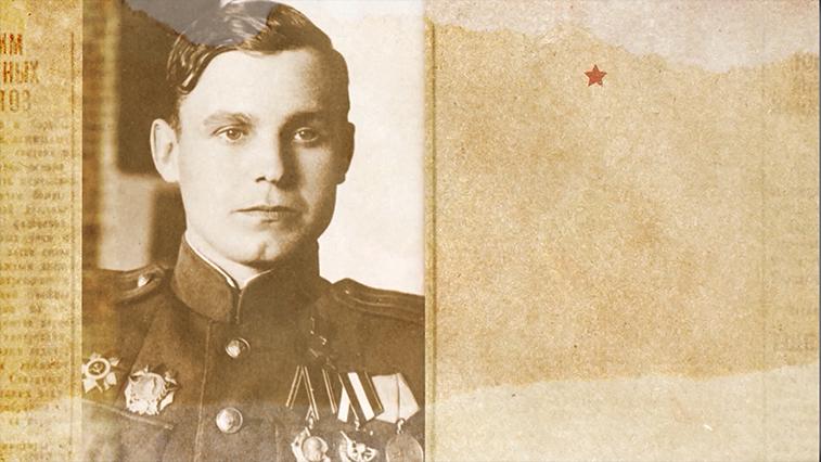 «Спасибо за мир!»: Губкин Георгий Никитович 1919 г.р., полковник