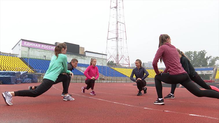 Спорт без преград. Репортаж Алексея Щербакова