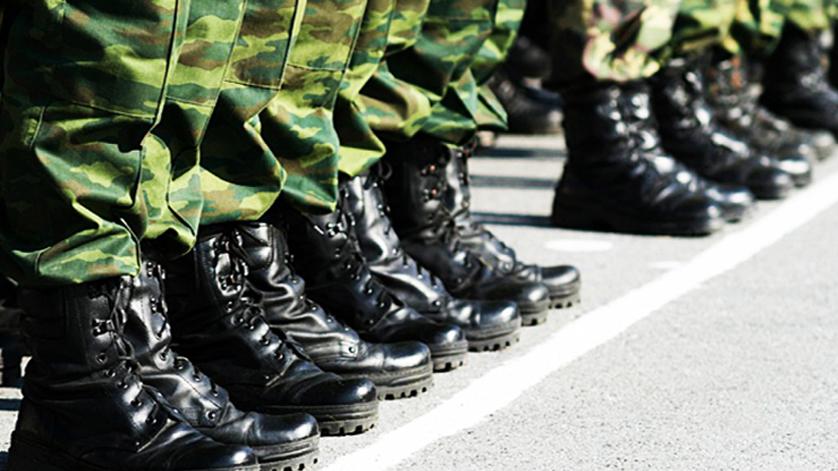 В армию призвали более трёх тысяч дальневосточников и сибиряков